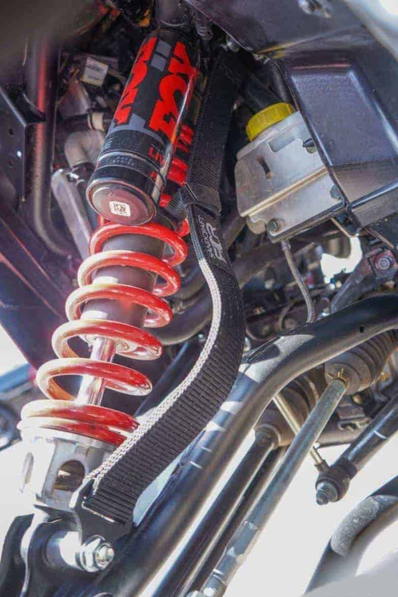 Polaris Rzr Xp Turbo S Limit Straps, Full Kit
