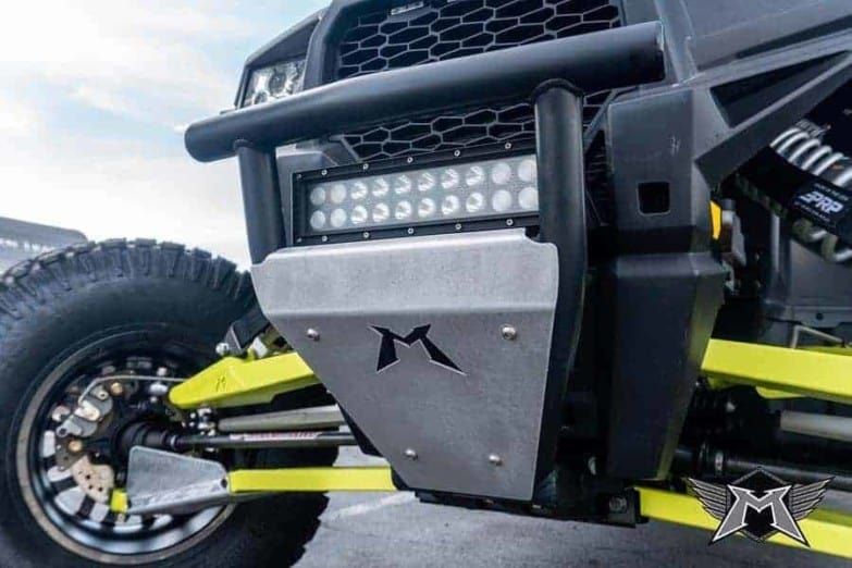 Polaris Rzr Xp Series Mojave Front Bumper