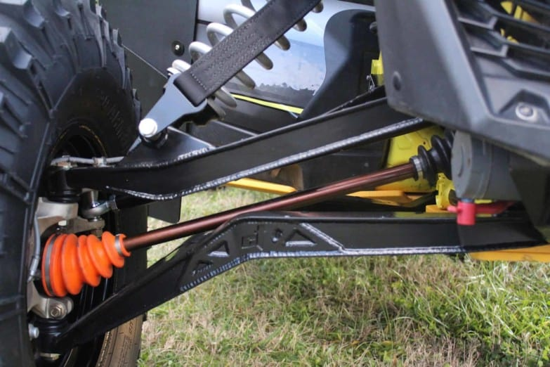 Can-am Maverick X3 Boxed Upper A-arms, 64″ Edition