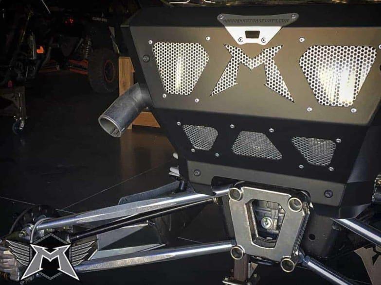 Polaris Rzr Xp Series Straight Radius Rods