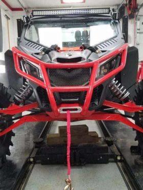 Can-am Maverick X3 Monster Winch Bumper