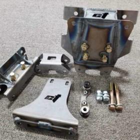 Can-am Maverick X3 Front Gusset Kit, Bombproof
