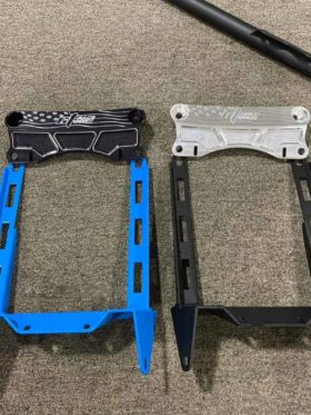 Can-am Maverick X3 Front Upper Shock Mount, Bombproof