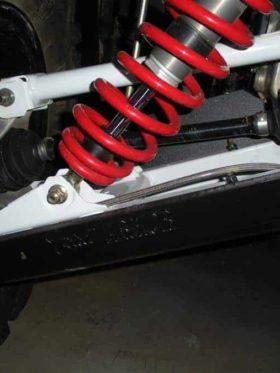 Polaris Rzr 800 Impact A-arm Cv Front & Rear Boot Guards