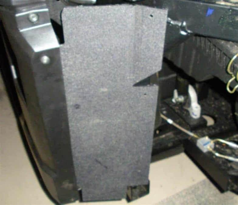 Polaris Ranger Underbed Mud Shield With Fender Enclosures