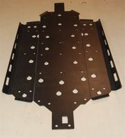 Polaris Rzr 4 800 Center Skid Plate