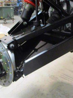 Polaris Ranger 800 6×6 Impact A-arm Cv Front & Rear Boot Guards