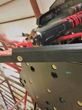 Honda Talon 1000r Impact Trailing Arm Guards