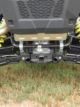 Polaris Rzr S Series Impact A-arm Guards Front And Rear