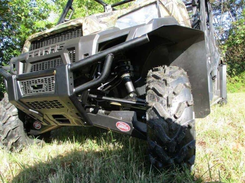 Polaris Ranger Full Size Impact A-arm Cv Front And Rear Boot Guards