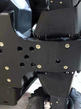 Yamaha Wolverine X4 Full Skid Plate