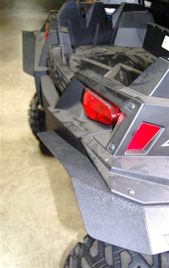 Polaris Rzr Xp 900 Mud Flap Fender Extensions Fits Je
