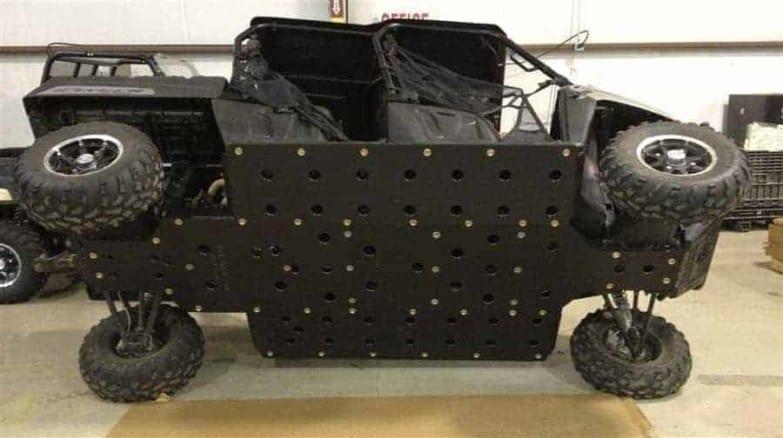 Polaris Ranger Midsize Crew 500 Full Skid Plate