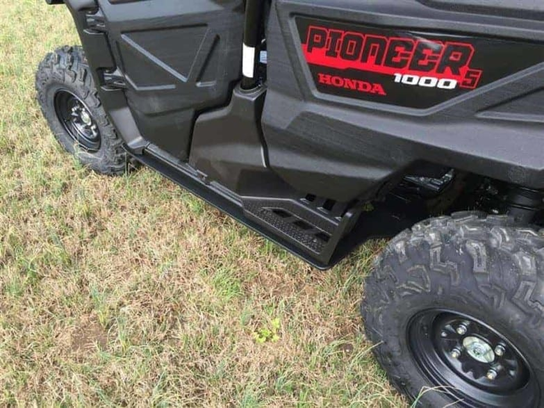 Honda Pioneer 1000 And 1000-5 Full Skid Plates