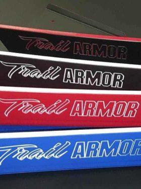 Can-am Maverick X3 A-arm Guards, 72″ Impact Edition