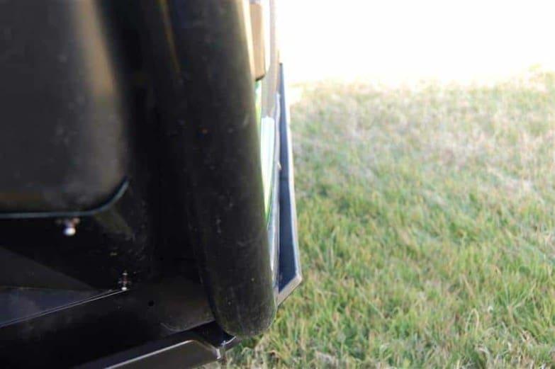Kawasaki Teryx Full Skid Plate With Slider Nerfs