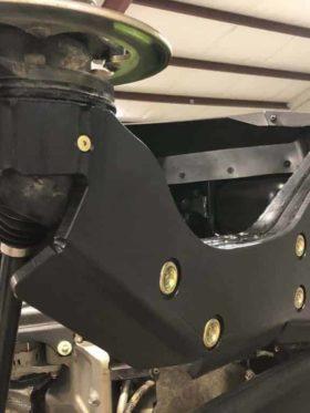 Textron Wildcat Xx Impact Trailing Arm Guards