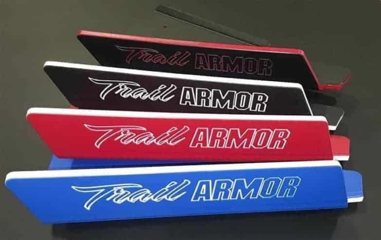 Can-am Maverick X3 Trailing Arm Guards, 72″ Edition