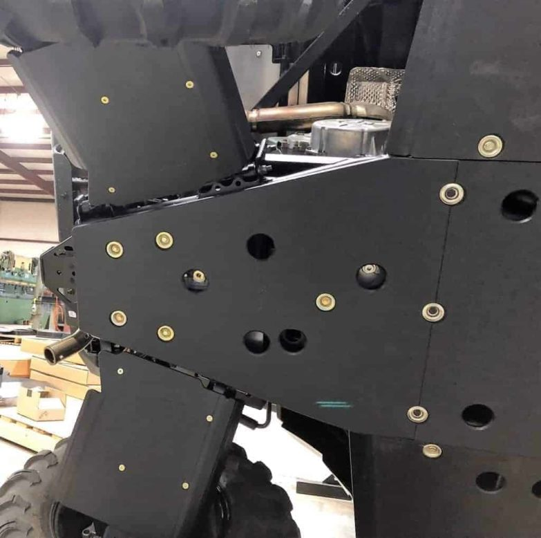 Polaris General 1000 Skid Plate