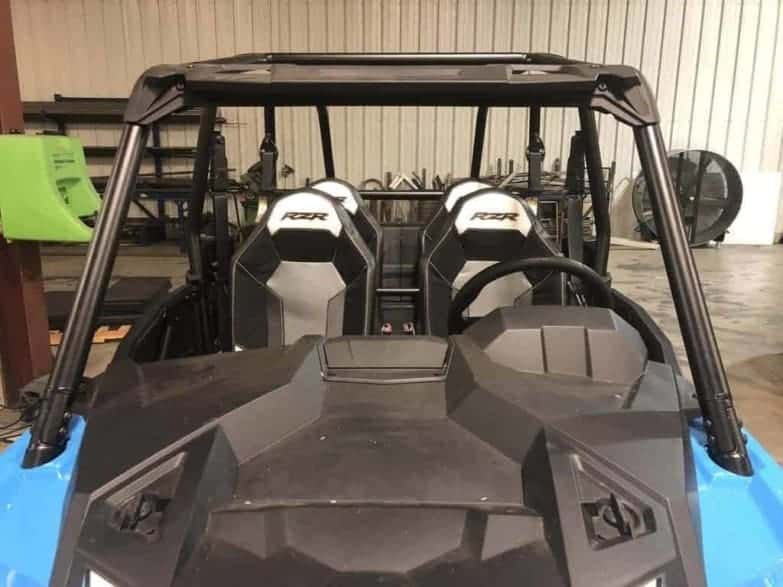 Polaris Rzr Xp Series Front Windshield, Coolflo Edition