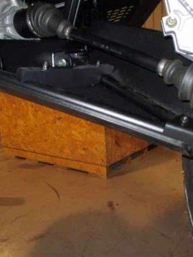 Polaris Ranger Impact A-arm Front & Rear Boot Guards