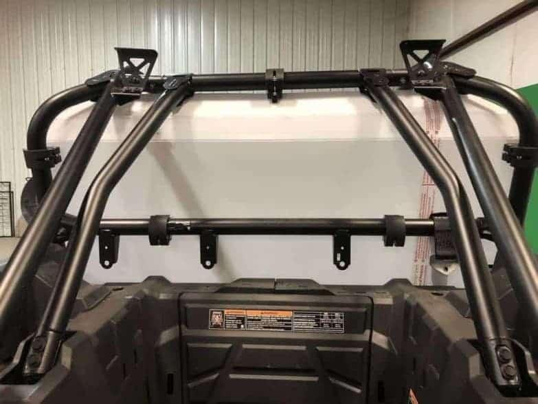 Polaris Rzr Xp Turbo S Rear Window