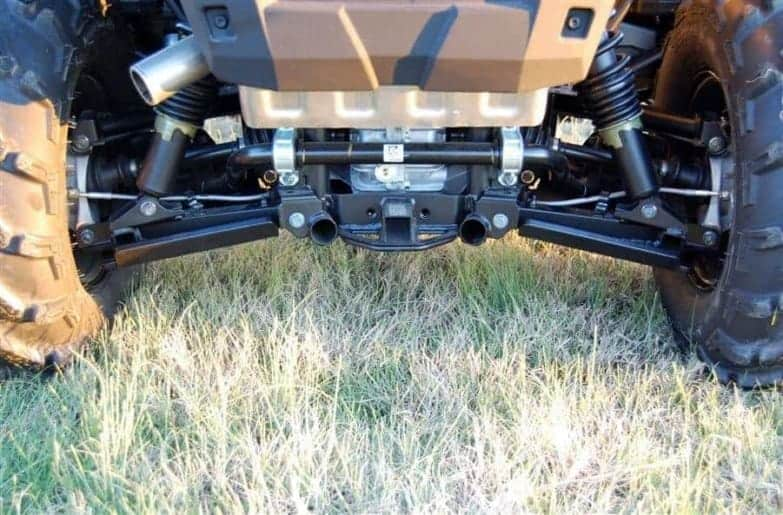 Polaris Rzr 900 A-arm Cv Front & Rear Boot Guards Front And Rear
