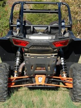 Polaris Rzr Xp Series Rear Fender Extensions
