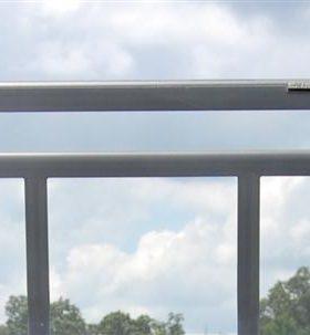Polaris Ranger 400/500/ev Midsize Fast Clamp Coolflo Windshield