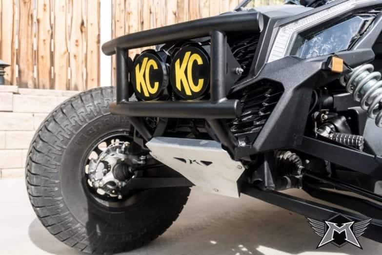 Can-am Maverick X3 Double Front Bumper