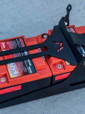 Can-am Maverick X3 Max Dual Battery Box