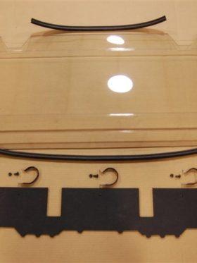 Polaris Rzr Xp Series Rear Window