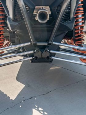 Can-am Maverick X3 Straight Radius Rod Set