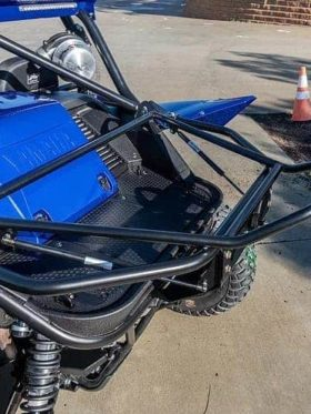 Yamaha Yxz Spare Tire Carrier