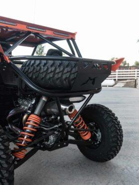 Yamaha Yxz Rear Bed Tailgate