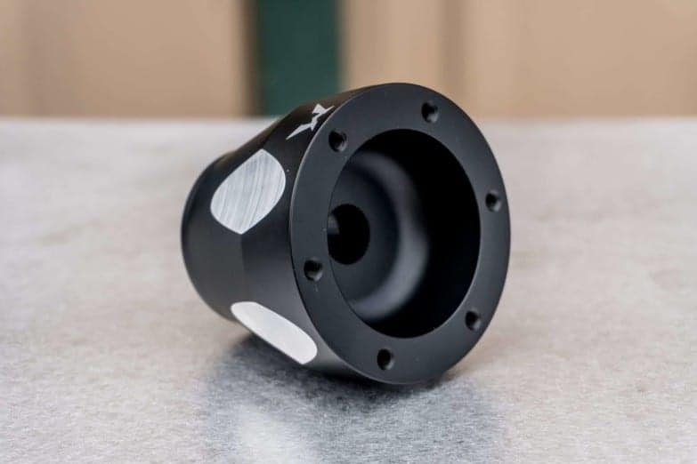 Utv Fixed Steering Wheel Adapter 6-hole