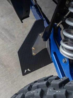 Polaris Rzr Xp Turbo S Rear Mud Flap Kit