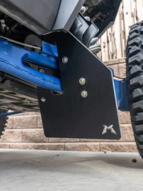 Polaris Rzr Xp Turbo S Rear Mud Flap Kit