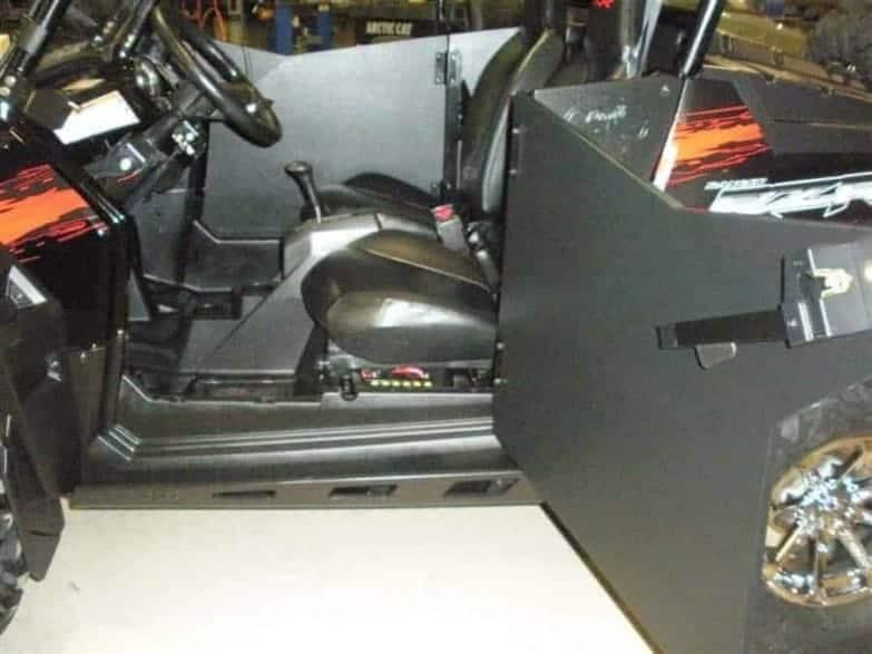 Polaris Rzr 900 Ez On Slimline Doors