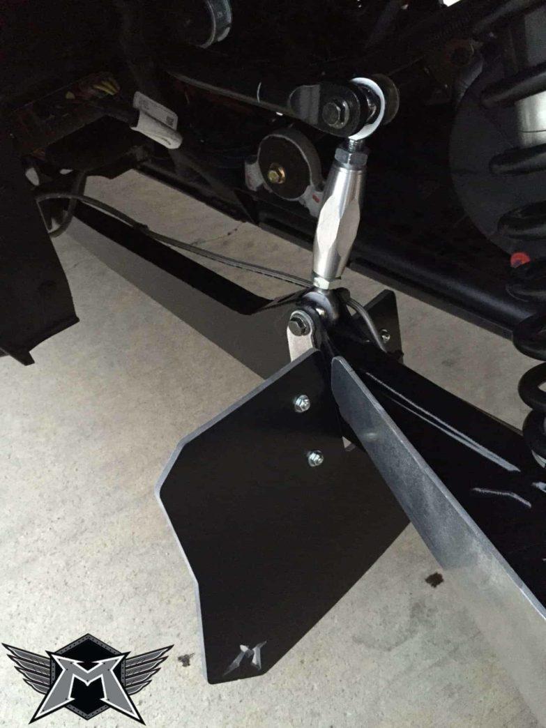 Polaris Rzr Xp Rear Mud Flap Kit