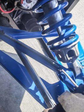 Polaris Rzr Xp Stock Replacement Suspension Kit