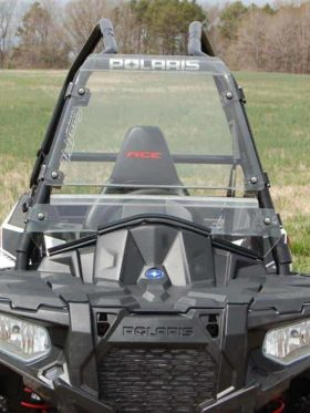Polaris Sportsman Ace Windshield, Coolflo Edition