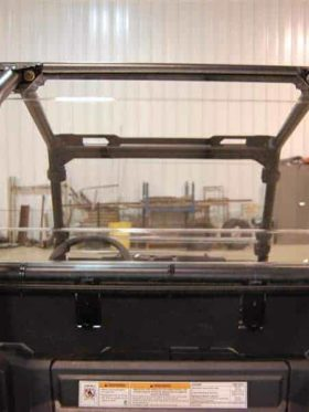 Polaris Rzr Xp Series Rear Window
