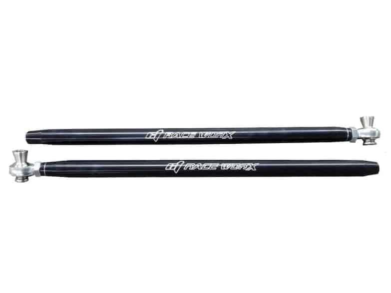 Can-am Maverick X3 Tie Rods, Bump Steer Control, 72″ Edition