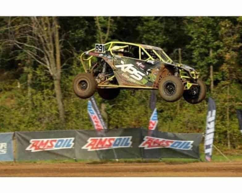Can-am Maverick X3 Straight Radius Rods, 64″ Race Series