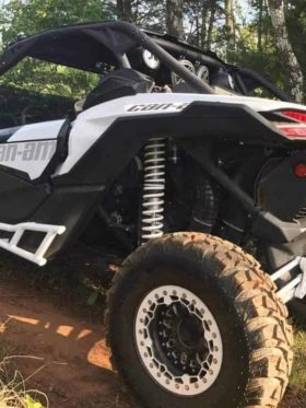UTV Nerf Bars/Tree Kickers