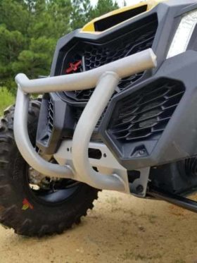 Can-am Maverick X3 Winch Bumper