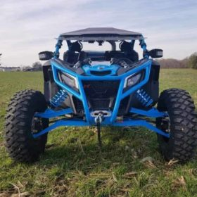 Can-am Maverick X3 Boxed Hc Lower A-arms, 72″ Edition