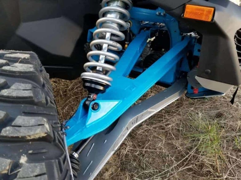 Can-am Maverick X3 72″ Boxed Upper A-arms
