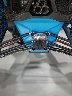 Maverick X High Clearance Billet Lower Radius Rods